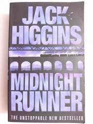 MIDNIGHT RUNNER - Jack Higgins 2002