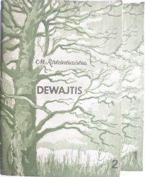 DEWAJTIS TOM I i II - Maria Rodziewiczówna 1985