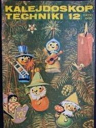 KALEJDOSKOP TECHNIKI NR 12 (379) 1988