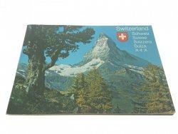 SWITZERLAND. SCHWEIZ SUISSE SVIZZERA SUIZA (1988)