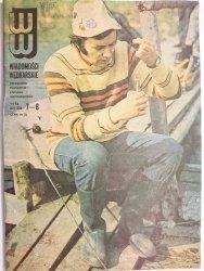 WIADOMOŚCI WĘDKARSKIE NR 7-8 1974 (301/302)