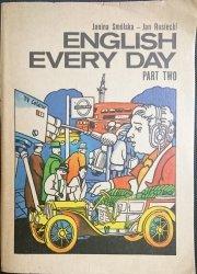 ENGLISH EVERY DAY PART TWO - Janina Smólska 1981