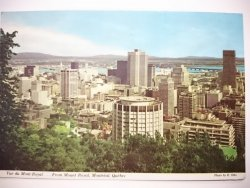 MONTREAL, QUEBEC, CANADA PHOTO E. OTTO