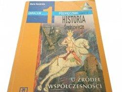 HISTORIA 1 CZĘŚĆ 2 ŚREDNIOWIECZE - Koczerska 1999