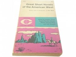 GREAT SHORT NOVELS OF THE AMERICAN WEST