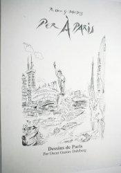 PER A PARIS. DESSUBS DE PARIS. PER OSCAR GUSTAV DAHLBERG