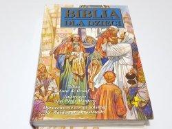 BIBLIA DLA DZIECI - Anne de Graaf 1998
