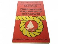 VADEMECUM SYGNALIZACJI JACHTOWEJ - Dziewulski 1981