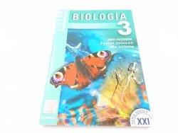 BIOLOGIA. ZESZYT ĆWICZEŃ DLA UCZNIA KLASA 3 2008