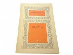 GRAŻYNA - Adam Mickiewicz (Wydanie VII 1972)