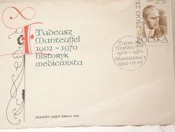 TADEUSZ MANTEUFFEL 1902-1970 HISTORYK. KOPERTA