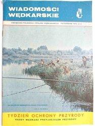 WIADOMOŚCI WĘDKARSKIE PAŹDZIERNIK 1970 (256)