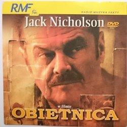 JACK NICHOLSON W FILMIE OBIETNICA. DVD