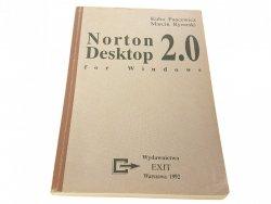 NORTON DESKTOP 2.0 FOR WINDOWS - Pancewicz 1992