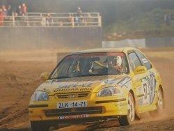 RAJD WRC 2005 ZDJĘCIE NUMER #312 HONDA CIVIC