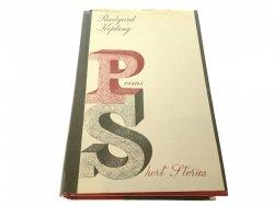 POEMS SHORT STORIES - Ryszard Kipling 1983