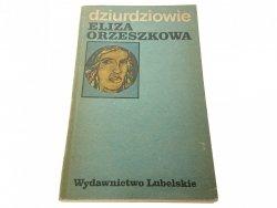 DZIURDZIOWIE - Eliza Orzeszkowa (Wyd. IX 1983)