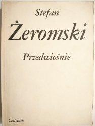 PRZEDWIOŚNIE – Stefan Żeromski 1985