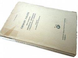 CHOROBY ZAKAŹNE ORAZ PODSTAWY EPIDEMIOLOGII 1951