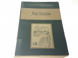JÓZEF BALSAMO TOM II - Aleksander Dumas 1957