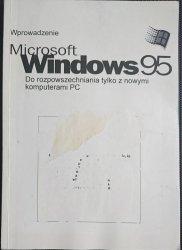 MICROSOFT WINDOWS 95. WPROWADZENIE 1995