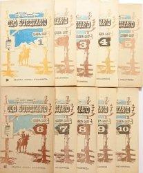 OLD SURREHAND CZĘŚCI OD 1 DO 10 - Karol May 1983