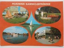 POJEZIERZE IŁAWSKO-OSTRÓDZKIE. CZTERY UJĘCIA FOT. CZAPIŃSKI, PAWELEC