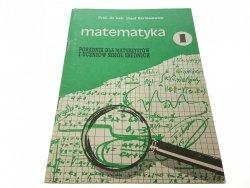 MATEMATYKA 1 PORADNIK - Bartosiewicz (1991)