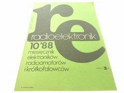 RE RADIOELEKTRONIK 10'88