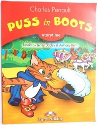 PUSS IN BOOTS. STORYTIME – CH. PERRAULT - Jenny Dooley 2013