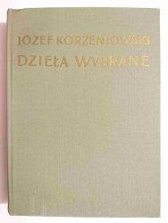 DZIEŁA WYBRANE TOM III GARBATY - Józef Korzeniowski 1954