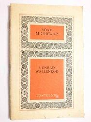 KONRAD WALLENROD - Adam Mickiewicz 1973
