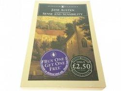 SENSE AND SENSIBILITY - Jane Austen 1995