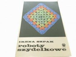 ROBOTY SZYDEŁKOWE - Irena Szpak 1974