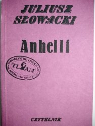 ANHELLI - Juliusz Słowacki 1987