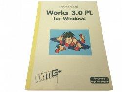 WORKS 3.0. PL FOR WINDOWS - Piotr Kotecki 1994