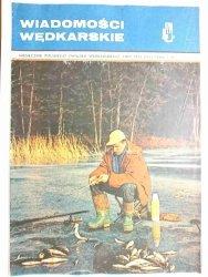 WIADOMOŚCI WĘDKARSKIE LUTY 1972 (272)
