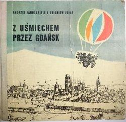 Z UŚMIECHEM PRZEZ GDAŃSK Andrzej Januszajtis 1968