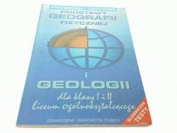 PODSTAWY GEOGRAFII FIZYCZNEJ I GEOLOGII (1996)