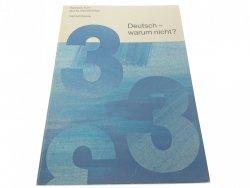 DEUTSCH - WARUM NICHT? 3 - Herrad Meese