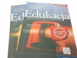 EDUKACJA DLA BEZPIECZEŃSTWA CZĘŚĆ 1 i 2 (2009)