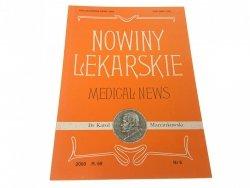 NOWINY LEKARSKIE NR 6 - Dr Karol Marcinkowski