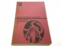 NASZYJNIK KRÓLOWEJ TOM II - Alexandre Dumas 1979