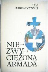 NIEZWYCIĘŻONA ARMADA - Jan Dobraczyński 1971