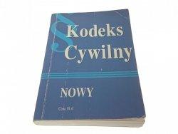 KODEKS CYWILNY. NOWY 2007