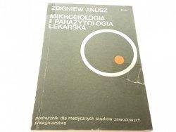 MiKROBIOLOGIA I PARAZYTOLOGIA LEKARSKA  Anusz 1983