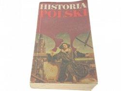 HISTORIA POLSKI 1505-1764 Józef Andrzej Gierowski