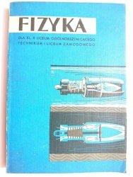 FIZYKA DLA KL. II LO TECHNIKUM I LICEUM ZAWODOWEGO 1977