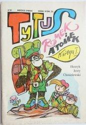 TYTUS ROMEK I ATOMEK KSIĘGA I - Jerzy Chmielewski 1991