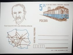 KARTKA POCZTOWA. ROMAN PODOSKI 1873-1954